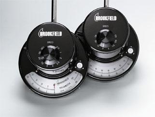 Brookfield dial reading viscometer manual transfer